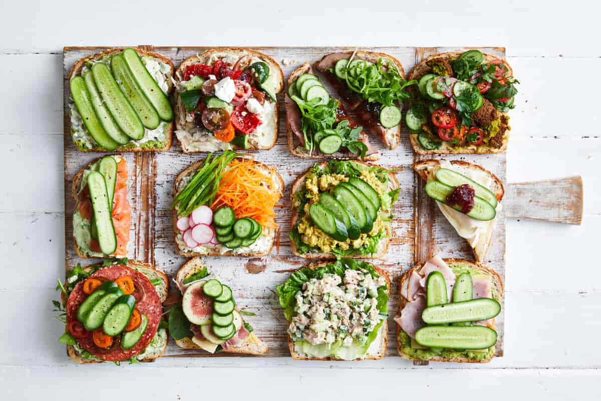 12 Best Matched Quke Sandwiches