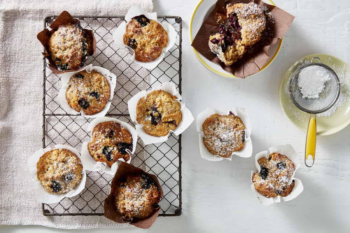 Banana_Havana_Banana Berry Malt Muffins