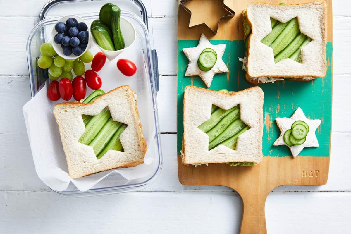 Qukes_Quke Star Sandwiches