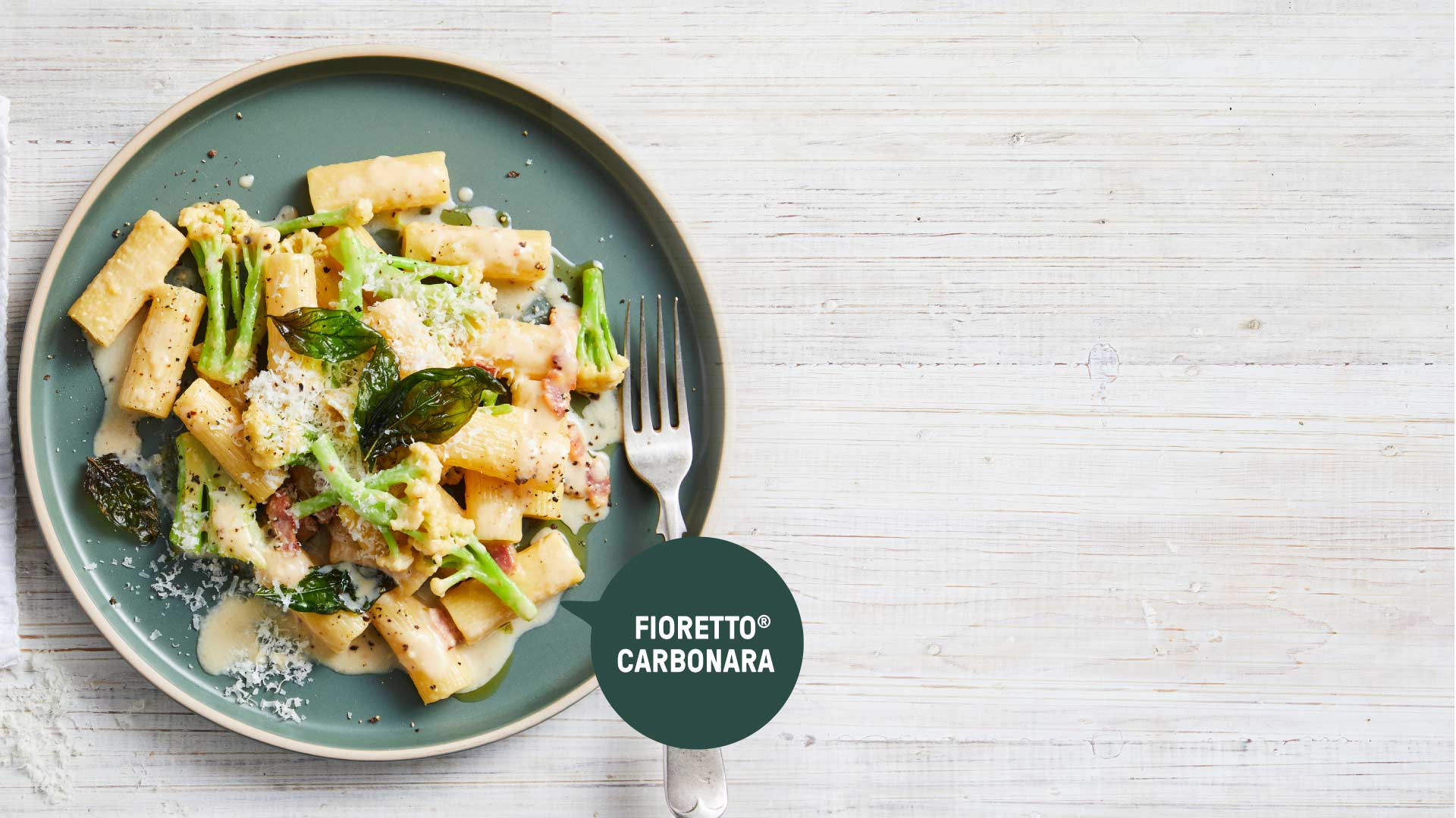 Try Our Fioretto Carbonara Recipe